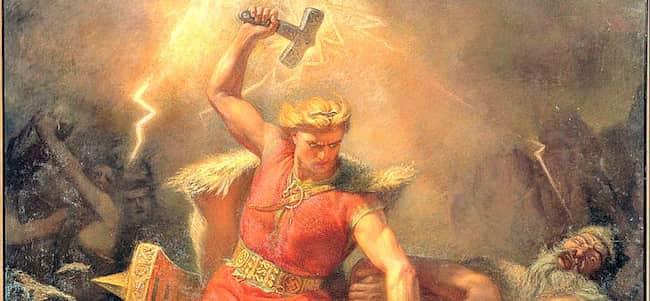 thor mitologia